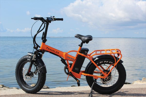 Electricycle-Traveler-Orange