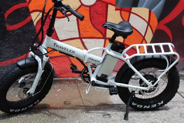 Electricycle-Traveler-White